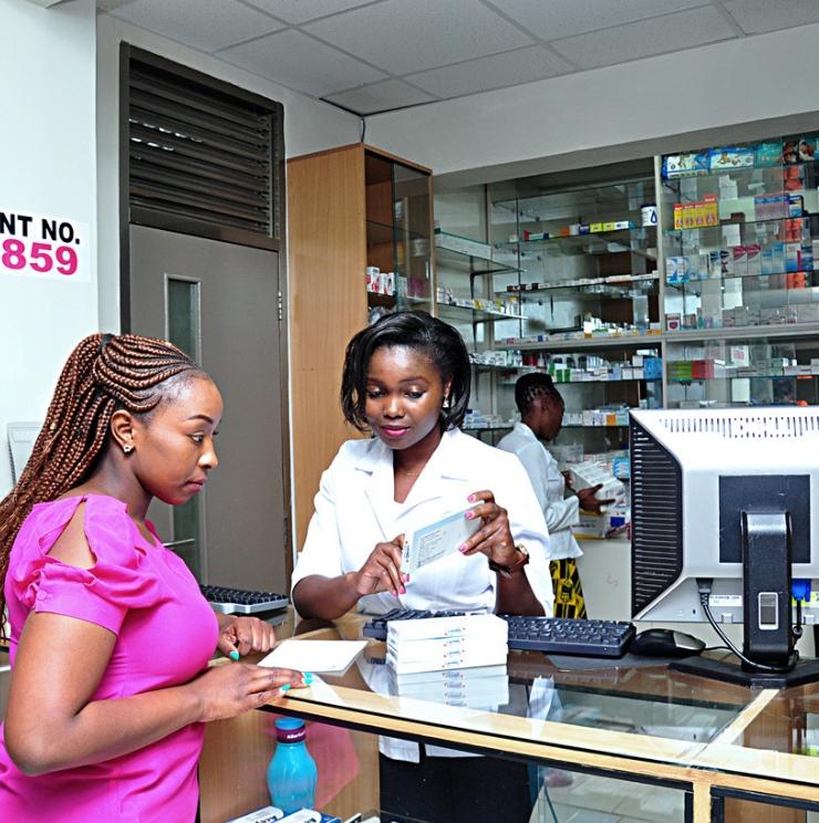 radiology services in Nairobi, orthopedic shop in Kenya, pharmacy in Kenya, Nairobi spine and orthopaedic centre in Kenya