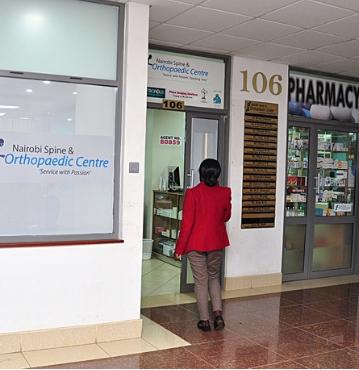 orthopaedic centre in Kenya, pediatric orthopaedics in Kenya