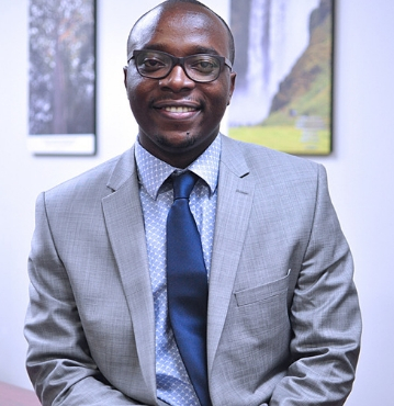 DR. WAMUTITU MAINA