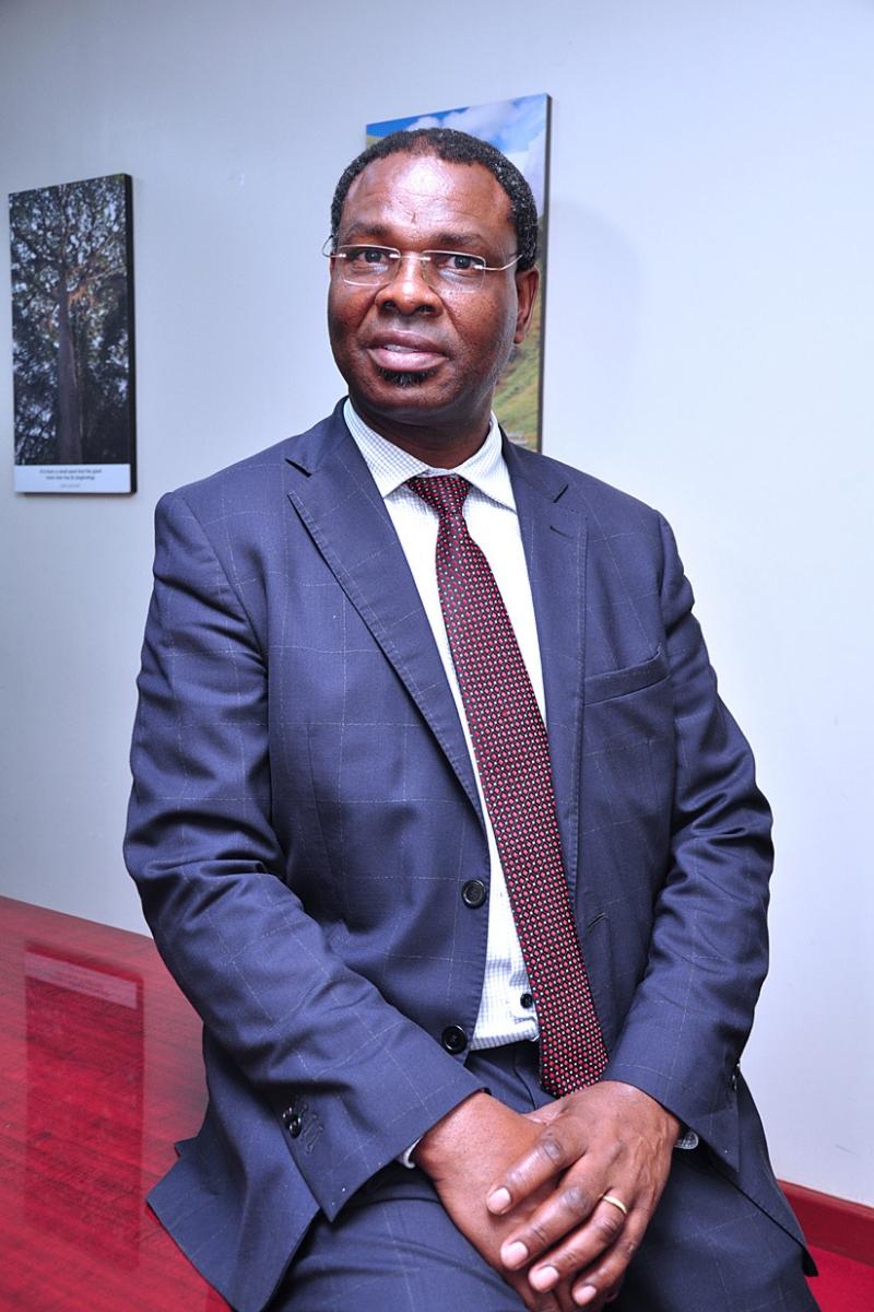 dr. richard bwana ombachi