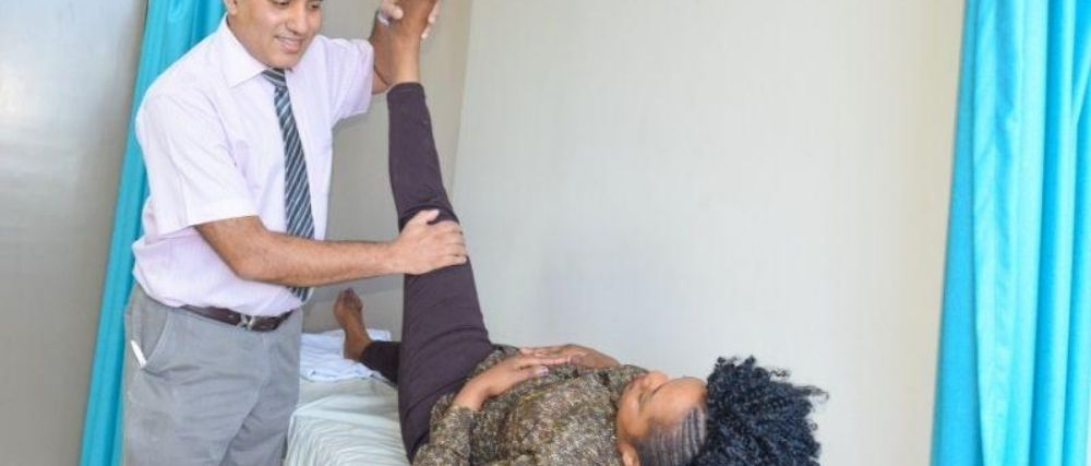 orthopedic physical therapy in Kenya